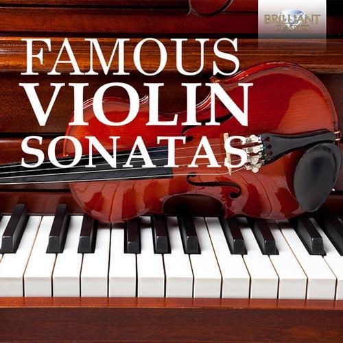 آلبوم موسیقی کلاسیک سونات های ویولن مشهور (Famous Violin Sonatas)