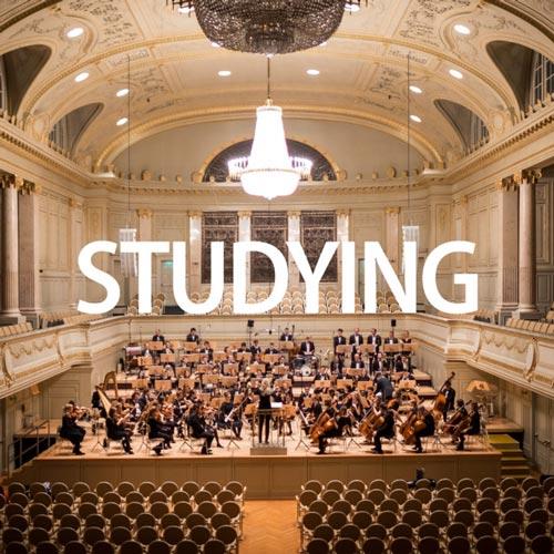 در حال مطالعه (Studying) آهنگ بی کلام آرام بخش برای مطالعه کتاب