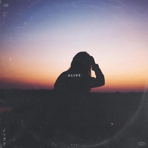 موسیقی امبینت Alive اثری خیال انگیز از Vesky