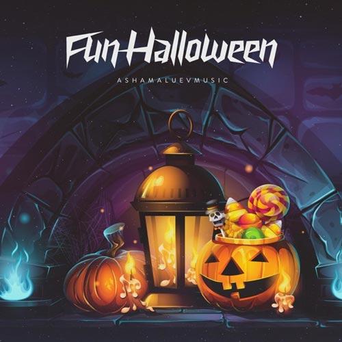 موسیقی پس زمینه بامزه Fun Halloween اثری از Ashamaluevmusic