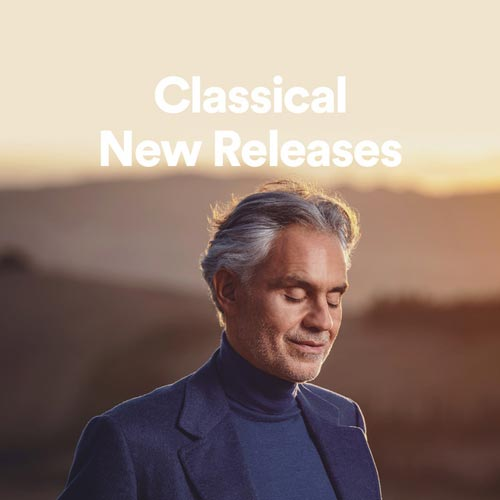 جدیدترین آثار موسیقی کلاسیک بخش اول (Classical New Releases)