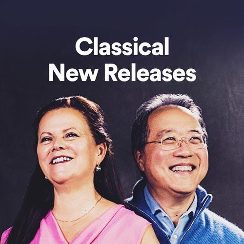 جدیدترین آثار موسیقی کلاسیک بخش چهارم (Classical New Releases Vol 4)