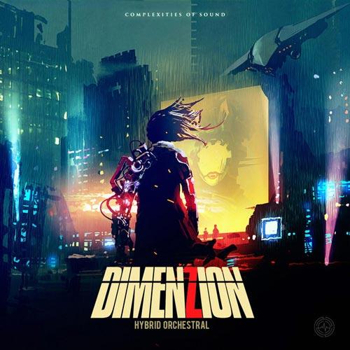 موسیقی تریلر ارکسترال هیبرید Dimension Z اثری از Complexities of Sound