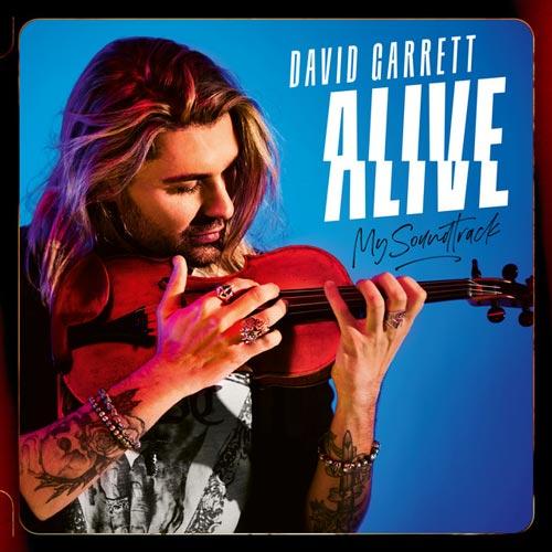 آلبوم Alive _ My Soundtrack ویولن هنرمندانه David Garrett