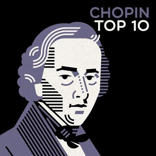 آلبوم موسیقی کلاسیک Chopin Top 10 برترین آثار فردریک شوپن