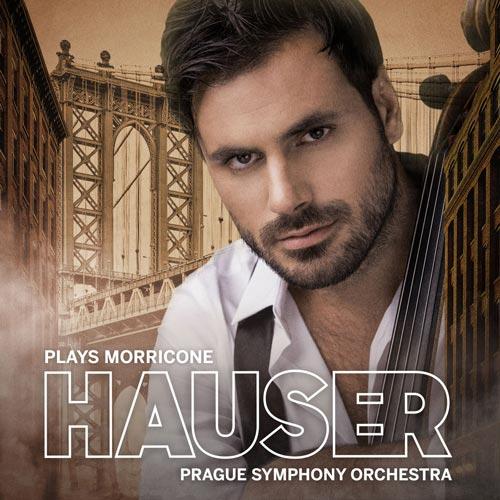 آلبوم موسیقی ویولنسل HAUSER Plays Morricone