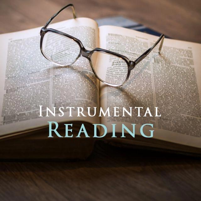 موسیقی بی کلام پیانو و سازهای زهی برای مطالعه