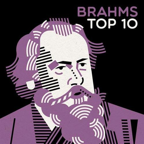 آلبوم موسیقی کلاسیک Brahms Top 10 برترین آثار یوهانس برامس
