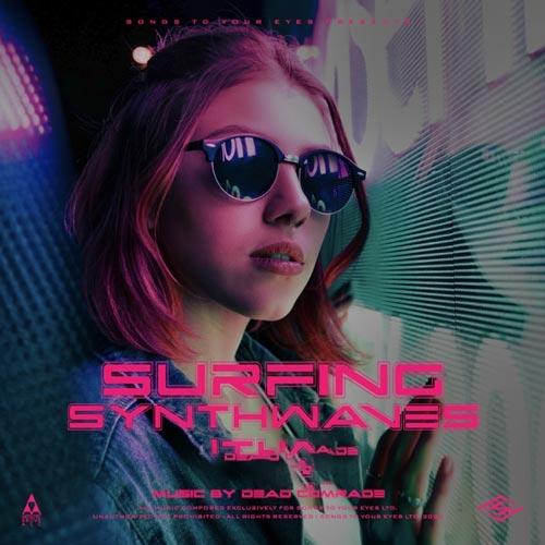 موسیقی الکترونیک Surfing Synthwaves اثری از Songs To Your Eyes