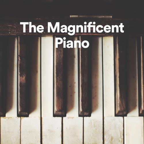 پلی لیست پیانو باشکوه (The Magnificent Piano)