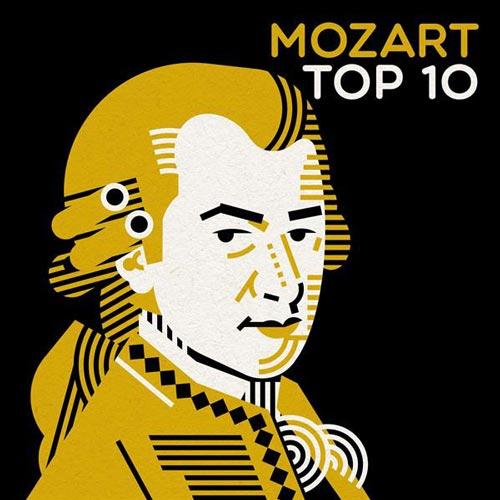 10 اثر برتر موتسارت منتخبی از بهترین آهنگ ها و آثار ولفگانگ آمادئوس موتسارت
