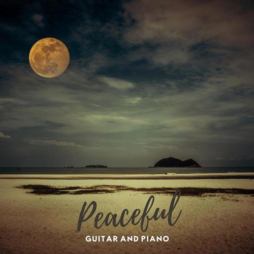 پیانو و گیتار صلح آمیز و آرام بخش (Peaceful Guitar and Piano)