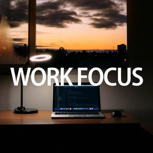 آلبوم Work Focus موسیقی بی کلام برای افزایش تمرکز کاری