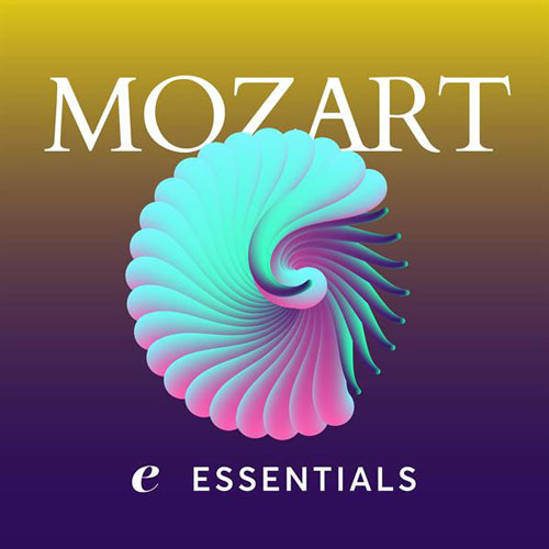 آلبوم موسیقی کلاسیک Mozart Essentials از لیبل وارنر موزیک