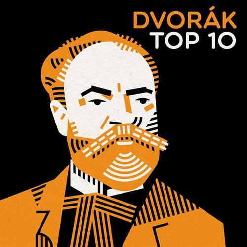 آلبوم موسیقی کلاسیک Dvořák Top 10 برترین آثار آنتونین دورژاک