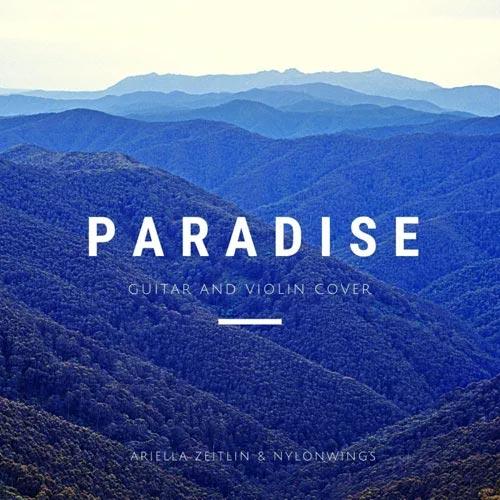 موسیقی بی کلام Paradise اثری از Ariella Zeitlin & Nylonwings