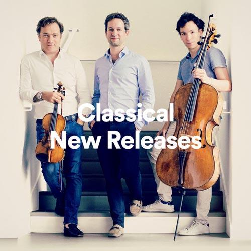 جدیدترین آثار موسیقی کلاسیک بخش هشتم (Classical New Releases Vol 8)
