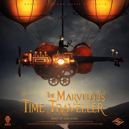 موسیقی تریلر ماجراجویانه The Marvelous Time Traveller اثری از Demented Sound Mafia