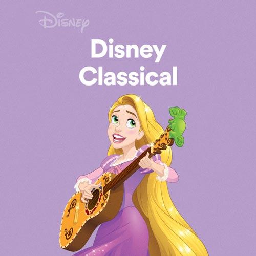 پلی لیست بهترین آهنگ های انیمیشن دیزنی (Disney Classical)