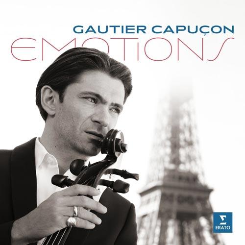 آلبوم موسیقی کلاسیک Emotions اثری از Gautier Capuçon