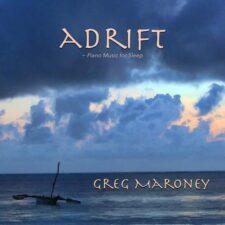 موسیقی پیانو Adrift اثری آرامش بخش از Greg Maroney