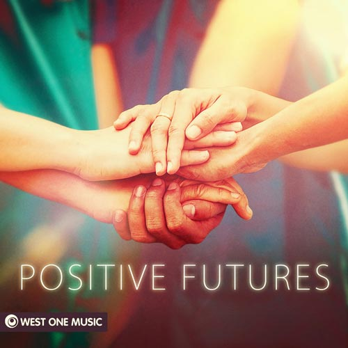 آلبوم موسیقی امید بخش Positive Futures اثری از Jonathan B. Buchanan