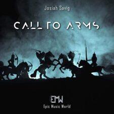 موسیقی تریلر حماسی Call To Arms اثری از Josiah Savig