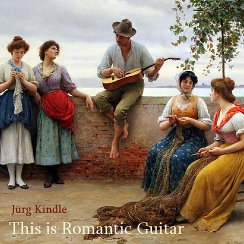 البوم گیتار کلاسیک This is Romantic Guitar اثری از Jürg Kindle