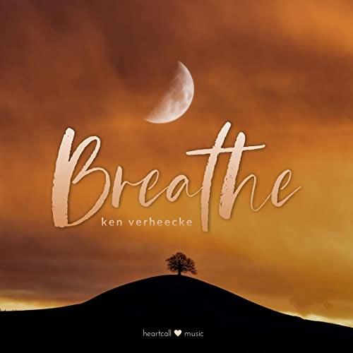 گیتار آرام و لذت بخش Breathe اثری از Ken Verheecke
