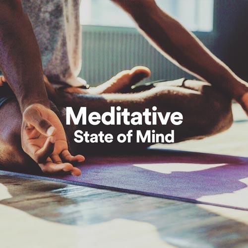 پلی لیست حالت مراقبه ذهن (Meditative State of Mind)