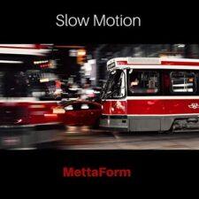 پیانو آرام بخش Slow Motion اثری از Mettaform