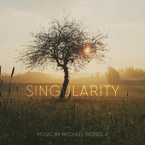 موسیقی پیانو امبینت Singularity اثری از Michael Vignola
