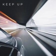 موسیقی پس زمینه انرژیک Keep Up اثری از Morninglightmusic