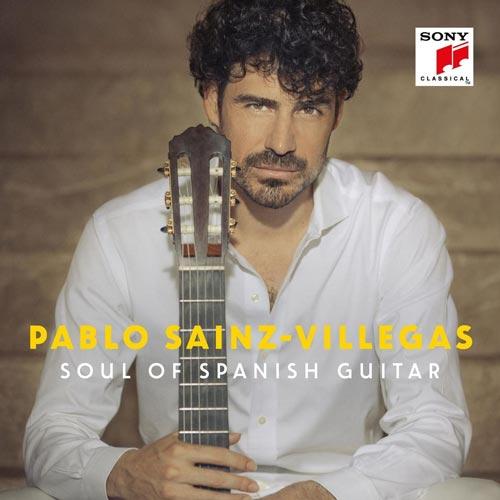 آلبوم گیتار کلاسیک Soul of Spanish Guitar اثری از Pablo Sainz-Villegas