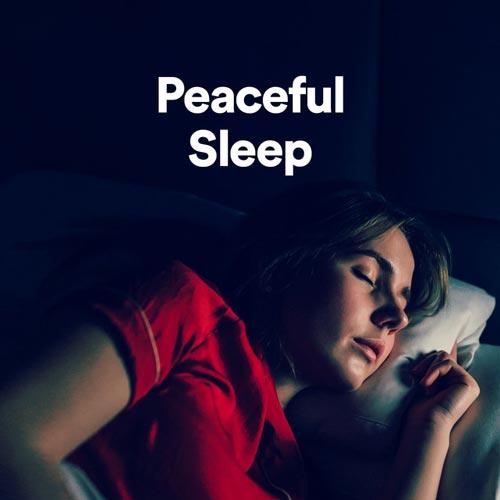 پلی لیست خواب آرام (Peaceful Sleep)