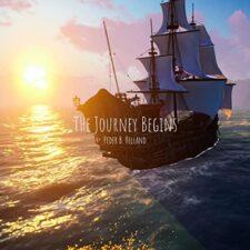 موسیقی بی کلام The Journey Begins اثری از Peder B. Helland