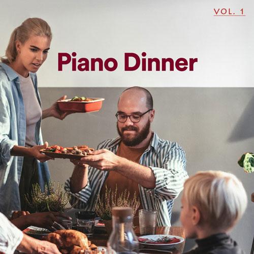 پلی لیست پیانو شام بخش اول (Piano Dinner Vol 1)