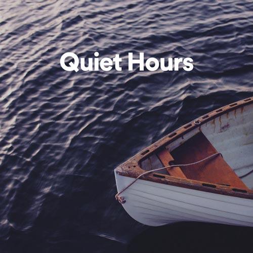پلی لیست ساعات آرام (Quiet Hours)