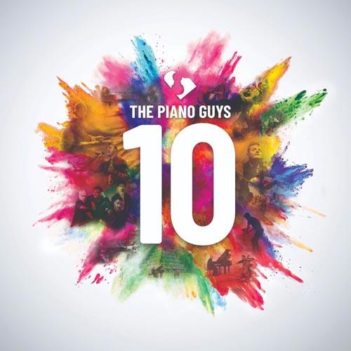 آلبوم موسیقی 10 اثری از The Piano Guys