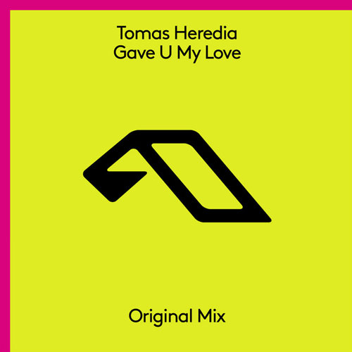موسیقی پراگرسیو هاوس Gave U My Love اثری از Tomas Heredia