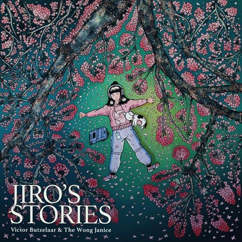موسیقی بی کلام Jiro's Stories اثری از The Wong Janice