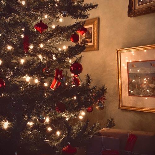 در شب کریسمس ، پیانو آرام و دلنشین از بروک هیویت