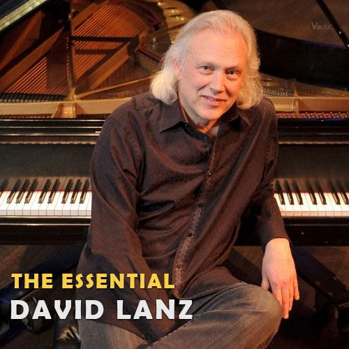 بهترین آهنگ ها و آثار دیوید لانز (David Lanz)