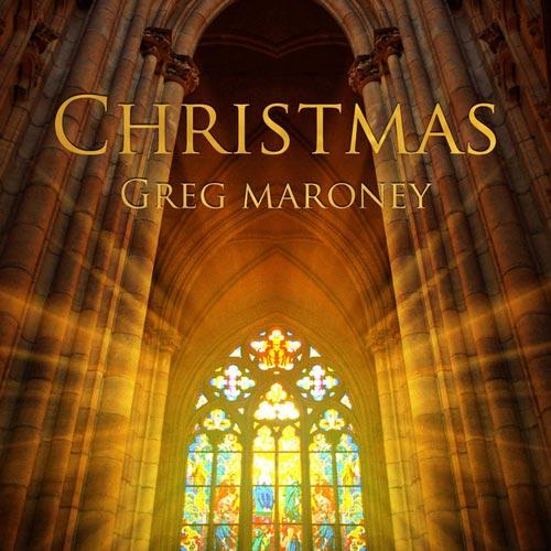 کریسمس ، آلبوم پیانو آرامش بخش و الهام بخش از گرگ مارونی