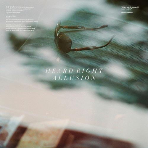 کنایه ، آلبوم موسیقی پراگرسیو هاوس ملودیک و پرانرژی از هرد رایت