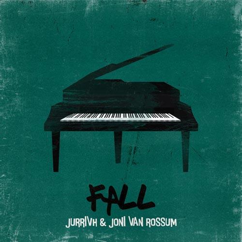 سقوط ، پیانو و ویولن درام و احساسی از یوریو و جونی ون روسوم