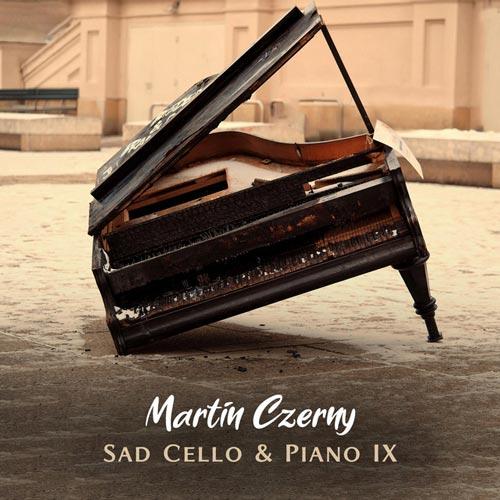 پیانو و ویولنسل غمگین بخش نهم اثری از مارتین چرنی