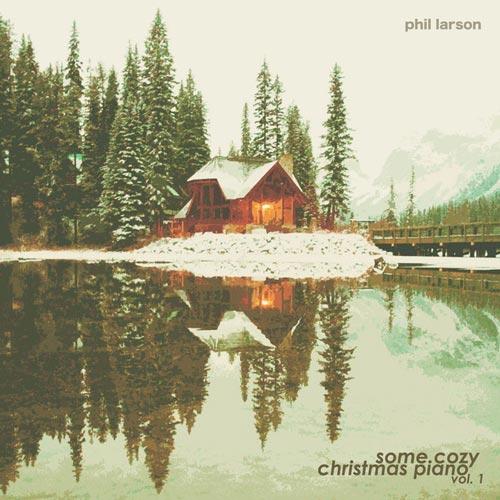 تعدادی موسیقی پیانو دنج برای کریسمس بخش اول اثری از فیل لارسون