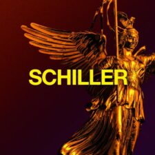 فرشته طلایی ، موسیقی الکترونیک ملودیک و ریتمیک از شیلر