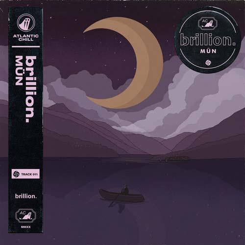 ماه ، آلبوم موسیقی چیل استپ خیال انگیز اثری از آتلانتیک چیل